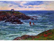 Seascape - Doelan, Brittany