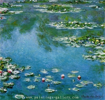 Water Lilies 22